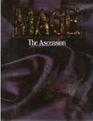 Mage: the Ascension 2nd Ed - Used