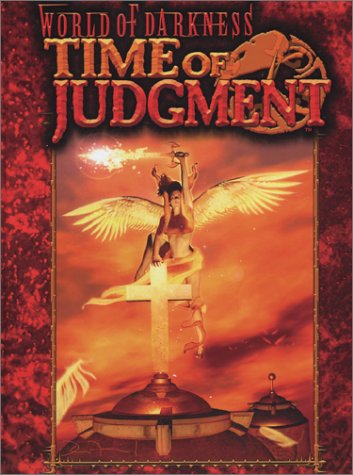 World of Darkness: Time of Judgement HC - Used