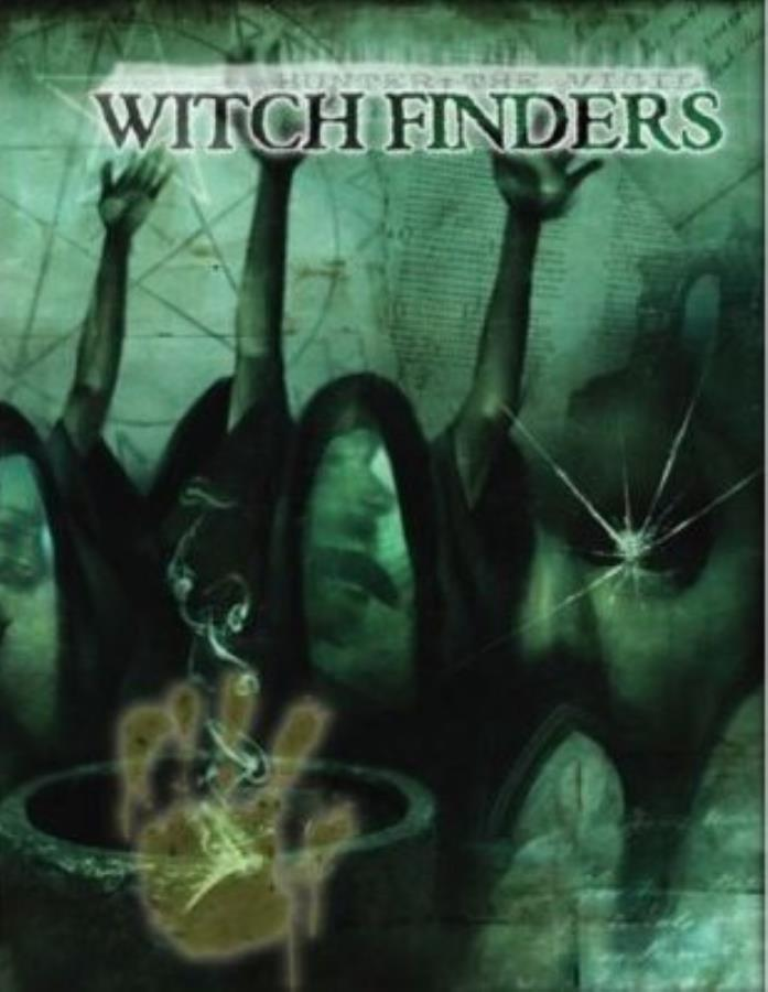 Hunter the Vigil: Witch Finders - Used