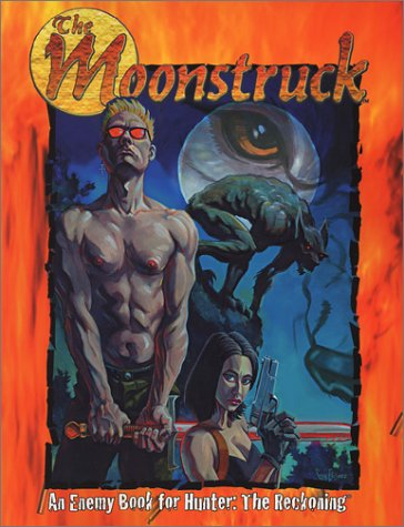 Hunter The Reckoning: The Moonstruck - Used