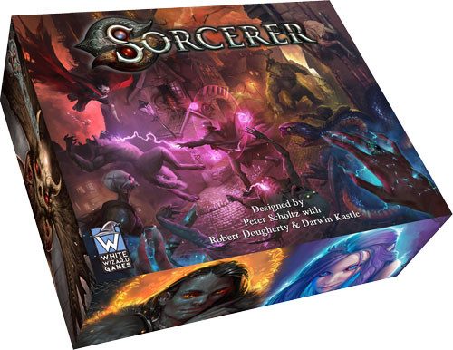 Sorcerer Card Game