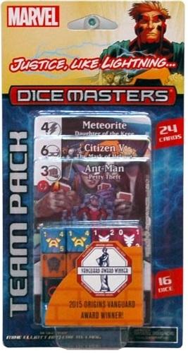 Marvel Dice Masters: Justice Like Lightning Team Pack 73127