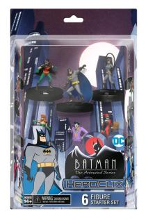 DC HeroClix: Batman the Animated Series Fast Forces