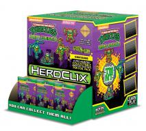 Teenage Mutant Ninja Turtles: Unplugged Heroclix Gravity Feed