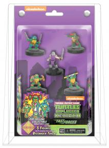 Teenage Mutant Ninja Turtles: Unplugged Heroclix Fast Forces