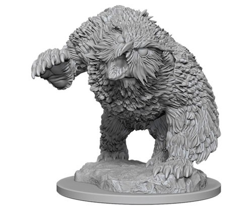 Dungeons and Dragons Nolzurs Marvelous Unpainted Minis: Owlbear