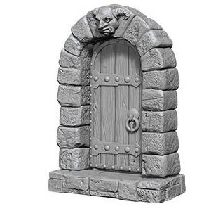Wizkids Deep Cuts Unpainted Miniatures: Doors