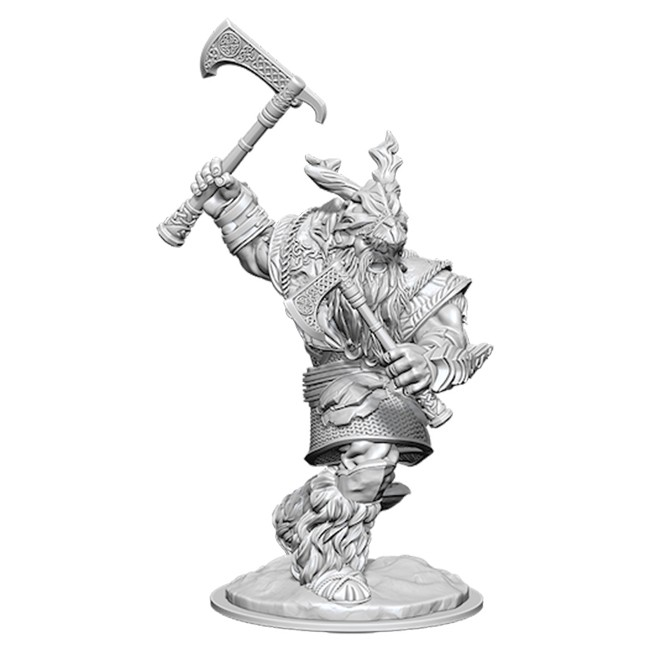 Dungeons and Dragons Nolzurs Marvelous Unpainted Minis: Frost Giant Male W6