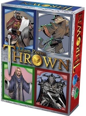 Thrown Board Game