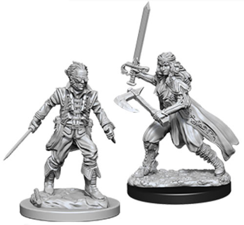 Dungeons and Dragons: Nolzur's Marvelous Unpainted Miniatures Vampire Hunters