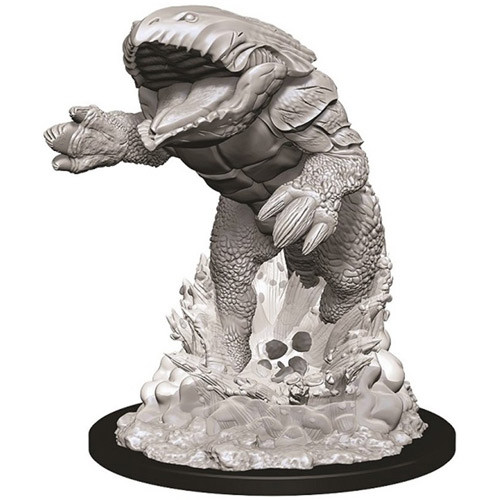 Dungeons and Dragons Nolzurs Marvelous Unpainted Minis: Bulette W9