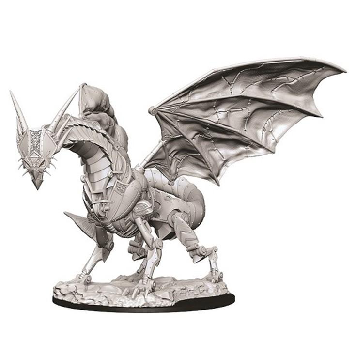 Pathfinder Battles Deep Cuts Unpainted Miniatures: Clockwork Dragon