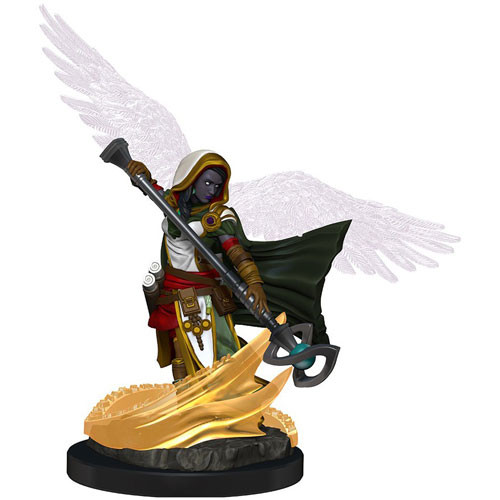 Dungeons and Dragons Premium Figure: Aasimar Female Wizard