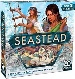 Seastead Board Game