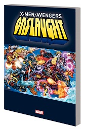 X-Men Avengers Volume 1: Onslaught TP