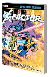 X-Factor Epic Collection: Genesis And Apocalypse TP (New Printing)