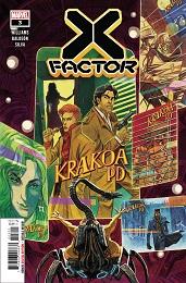 X-Factor no. 3 (2020 Series)
