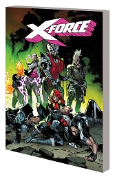 X-force: Counterfeit King Volume 2 TP
