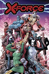 X-Force Volume 1 TP