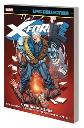X-Force Epic Collection: X-Cutioners Song TP