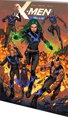 X-Men: Blue: Volume 4: Cry Havok TP