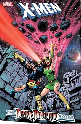 X-Men: Dark Phoenix Saga Omnibus HC