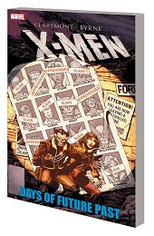X-Men: Days of Future Past TP (New Printing)
