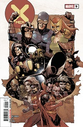 X-Men: DX no. 9 (2019 Series)