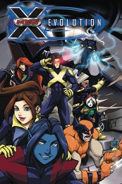 X-Men Evolution TP