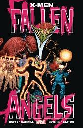 X-Men: Fallen Angles TP