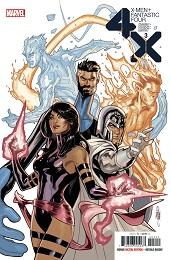 X-Men Fantastic Four no. 3 (2020 Series)