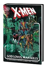 X-Men: God Loves, Man Kills Extended Cut Gallery Edition HC
