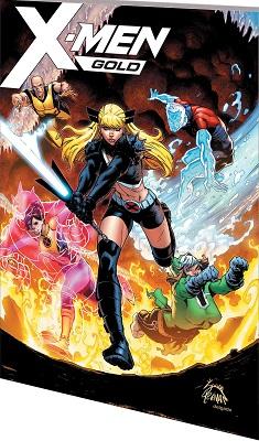 X-Men: Gold: Volume 5: Cruel and Unusual TP