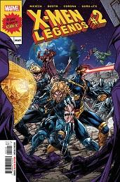 X-Men: Legends no. 2 (2021 Series)