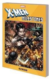 X-Men Milestones: Necrosha TP