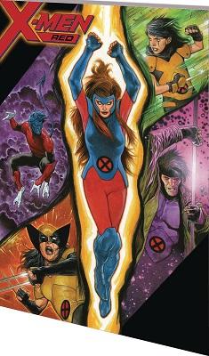 X-Men Red: Volume 1: Hate Machine TP