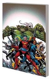 X-Men Starjammers TP