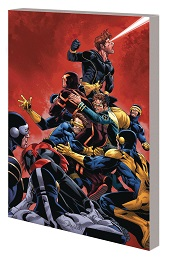 X-Men: Summers and Winters TP