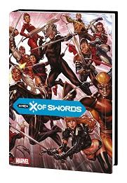 X of Swords HC (Brooks Variant)