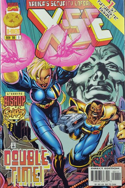 XSE  (Xaviers Security Enforcer) (1996) Complete Bundle - Used