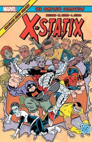 X-Statix Volume 1 Good Omens