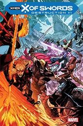X of Swords: Destruction no. 1 (2020 Series)