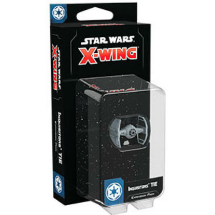 Star Wars: X-Wing Miniatures Game 2nd Ed: Inquisitors' TIE Expansion Pack