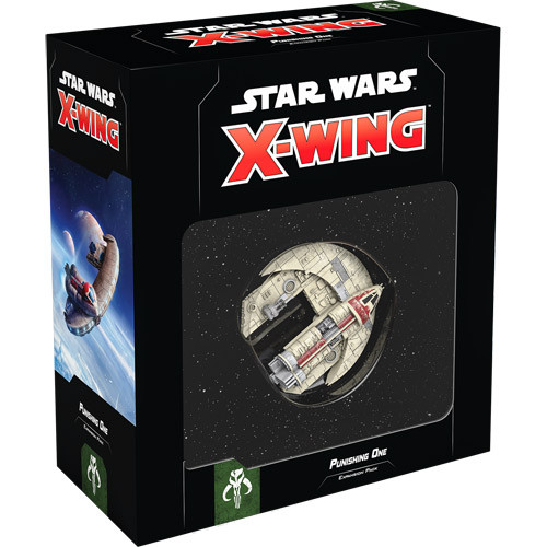 Star Wars: X-Wing 2nd Ed Miniatures Game: Punishing One Expansion Pack