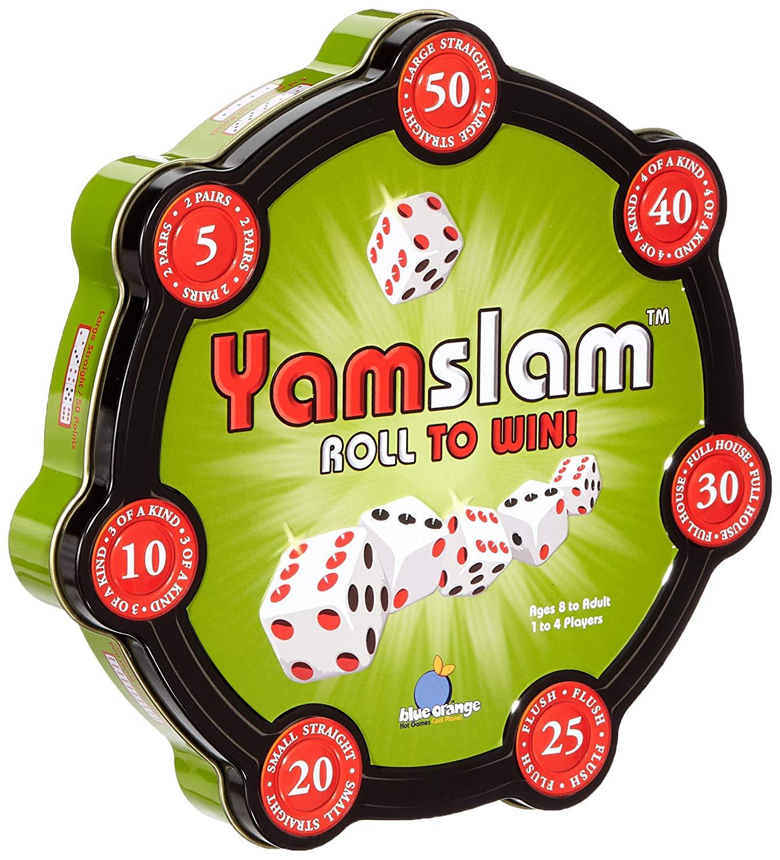 Yamslam Board Game