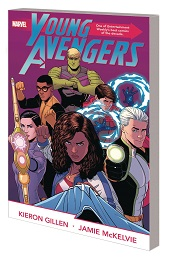 Young Avengers Complete Collection TP