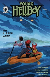 Young Hellboy: The Hidden Land no. 1 (2021 Series)