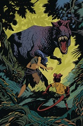 Young Hellboy: The Hidden Land no. 2 (2021 Series)