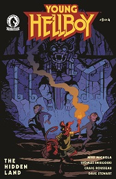 Young Hellboy: The Hidden Land no. 3 (2021 Series)