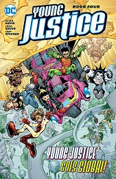 Young Justice: Volume 4 TP